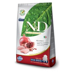 FARMINA N&D PRIME PUPPY MAXI Chicken&Pomegrante 2.5kg