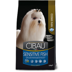 CIBAU Superpremium Fish Sensitive Mini  2.5kg