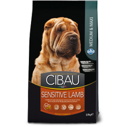 CIBAU Superpremium Lamb Sensitive Medium&Maxi 2.5kg