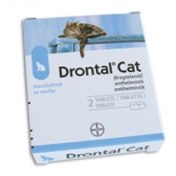 DRONTAL® Cat 1tbl. CENA-400din